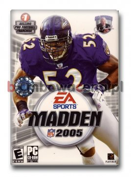 Madden NFL 2005 [PS2] NTSC USA