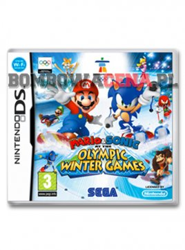 Mario & Sonic at the Olympic Winter Games [DS]
