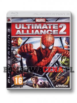 Marvel: Ultimate Alliance 2 [PS3]
