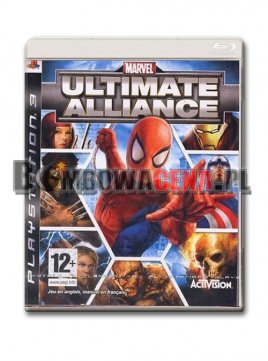 Marvel: Ultimate Alliance [PS3]