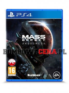 Mass Effect: Andromeda [PS4] PL