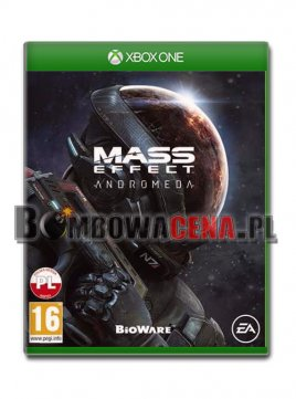 Mass Effect: Andromeda [XBOX ONE] PL