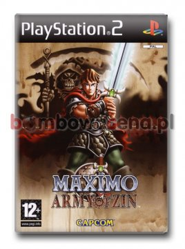 Maximo vs Army of Zin [PS2]