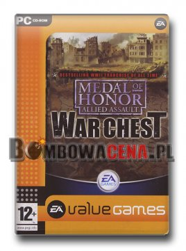 Medal of Honor: Allied Assault - War Chest [PC] Value Games