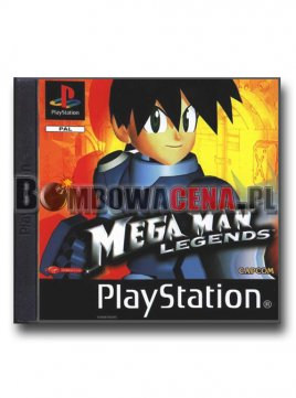Mega Man Legends [PSX]