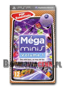 Mega Minis Volume 1 [PSP] Essentials