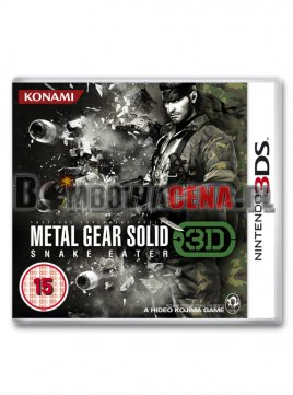 Metal Gear Solid 3D: Snake Eater [3DS]
