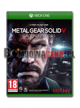 Metal Gear Solid V: Ground Zeroes [XBOX ONE]