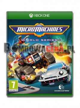 Micro Machines: World Series [XBOX ONE] NOWA