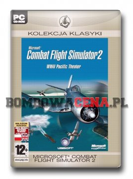Microsoft Combat Flight Simulator 2: WWII Pacific Theater [PC] PL, Kolekcja Klasyki