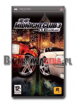 Midnight Club 3: DUB Edition [PSP]