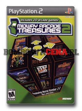 Midway Arcade Treasures 2 [PS2] NTSC USA