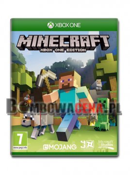 Minecraft [XBOX ONE] NOWA