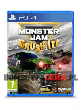 Monster Jam: Crush It! [PS4]