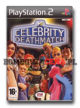 MTV's Celebrity Deathmatch [PS2] (błąd)