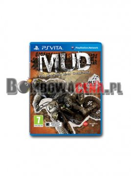 MUD: FIM Motocross World Championship [PS Vita]