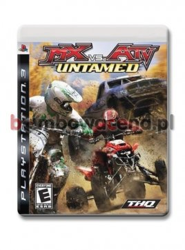 MX vs. ATV Untamed [PS3]