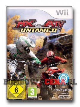 MX vs. ATV Untamed [Wii]