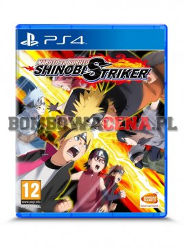 Naruto to Boruto: Shinobi Striker [PS4] PL