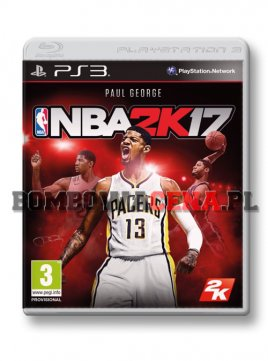 NBA 2K17 [PS3] NOWA