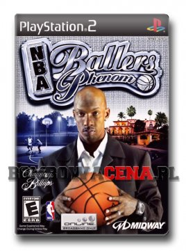 NBA Ballers: Phenom [PS2] NTSC USA (unikat)