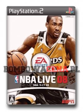 NBA Live 08 [PS2] NTSC USA