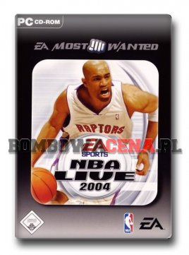 NBA Live 2004 [PC] EA Most Wanted