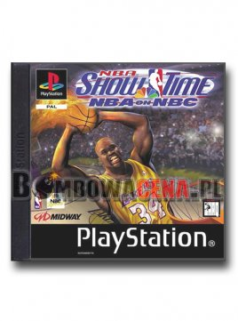 NBA Showtime: NBA on NBC [PSX]