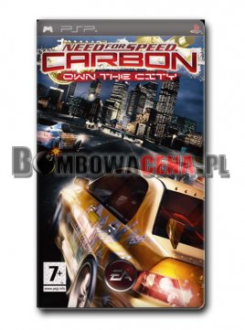 Need for Speed Carbon: Own the City [PSP]