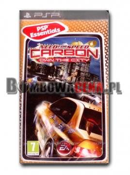Need for Speed Carbon: Own the City [PSP] Essentials