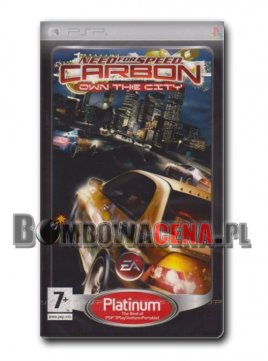 Need for Speed Carbon: Own the City [PSP] Platinum