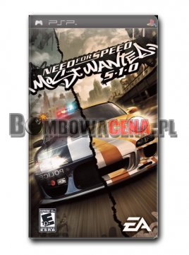 Need for Speed: Most Wanted 5-1-0 [PSP]