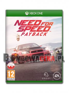 Need for Speed: Payback [XBOX ONE] PL