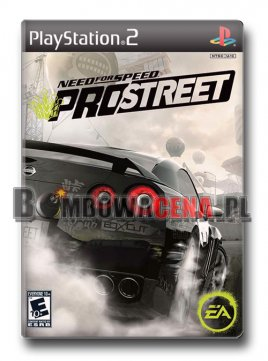 Need for Speed ProStreet [PS2] NTSC USA