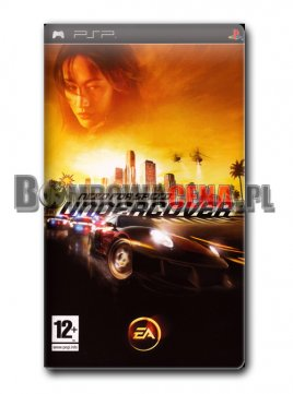 Need for Speed: Undercover [PSP] PL