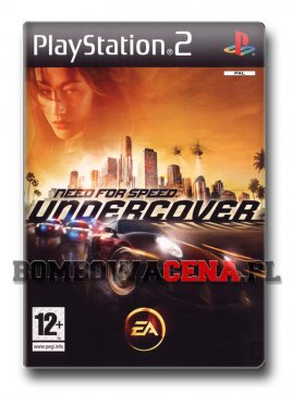 Need for Speed: Undercover [PS2] PL