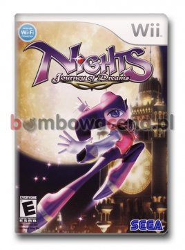 Nights: Journey of Dreams [Wii]