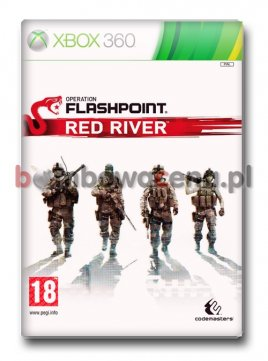 Operation Flashpoint: Red River [XBOX 360]