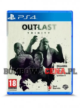 Outlast Trinity [PS4] PL