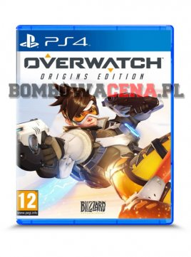 Overwatch [PS4] PL