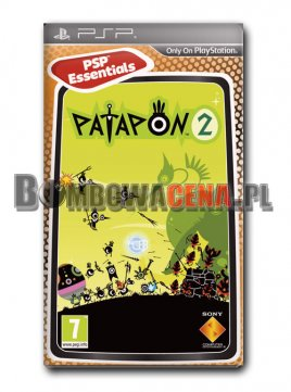 Patapon 2 [PSP] Essentials, NOWA