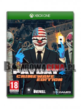 Payday 2: Crimewave Edition [XBOX ONE]