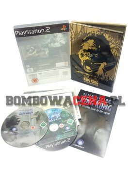 Peter Jackson's King Kong: The Official Game of the Movie [PS2] Limited Collector's Edition
