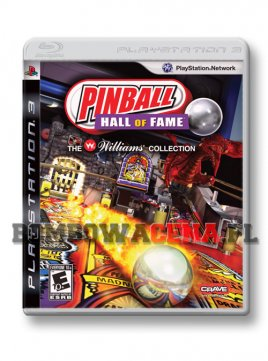 Pinball Hall of Fame: The Williams Collection [PS3] unikat