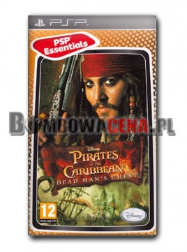 Pirates of the Caribbean: Dead Man\'s Chest [PSP] Essentials