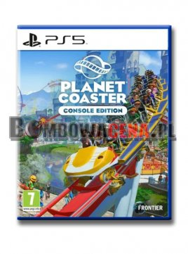 Planet Coaster: Console Edition [PS5] NOWA