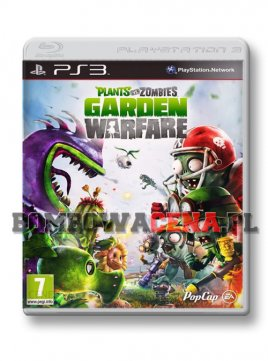 Plants vs. Zombies: Garden Warfare [PS3]