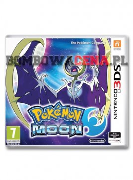 Pokemon Moon [3DS]