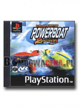 Powerboat Racing [PSX]