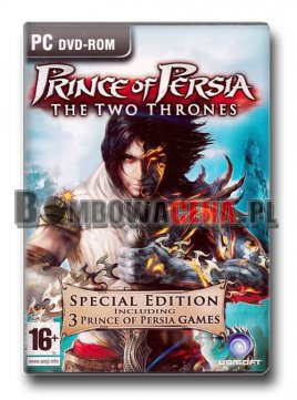 Prince of Persia: The Two Thrones [PC] Special Edition 3w1